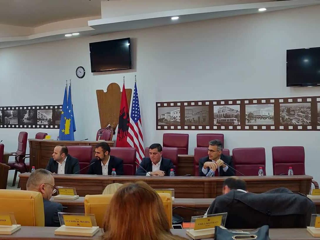 BIRN Holds Debate on Audit Reports in Gjilan/Gnjilane