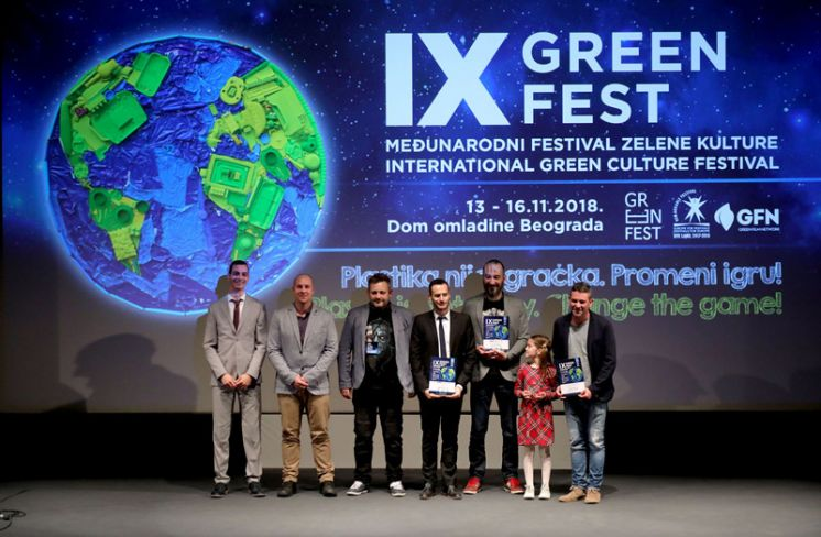 Documentary Co-Produced by BIRN Serbia Wins Award