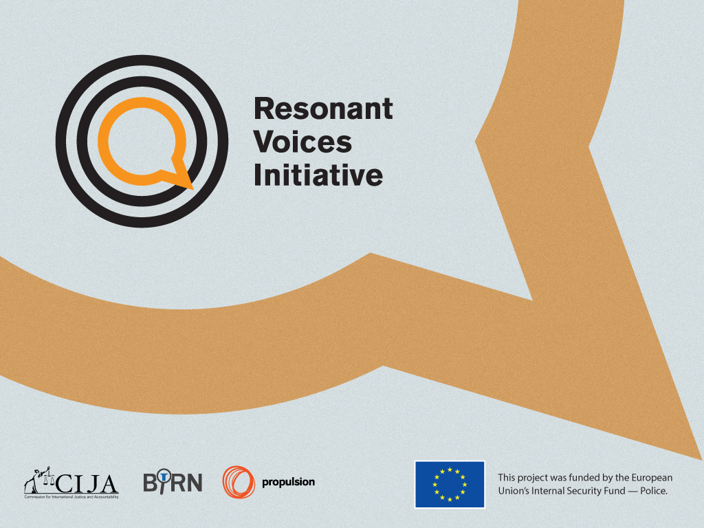 Call for Resonant Voices Fellowship