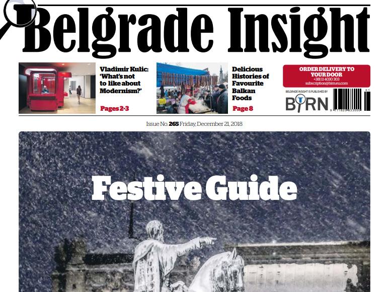 Belgrade Insight to be integrated into Balkan Insight