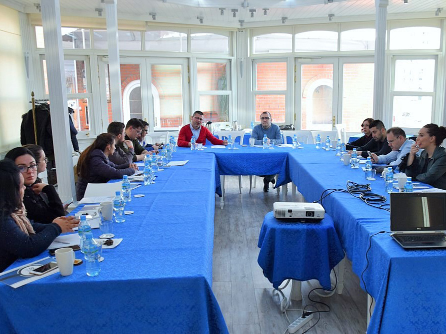 BIRN Albania Holds Discussion on Property Rights and Housing