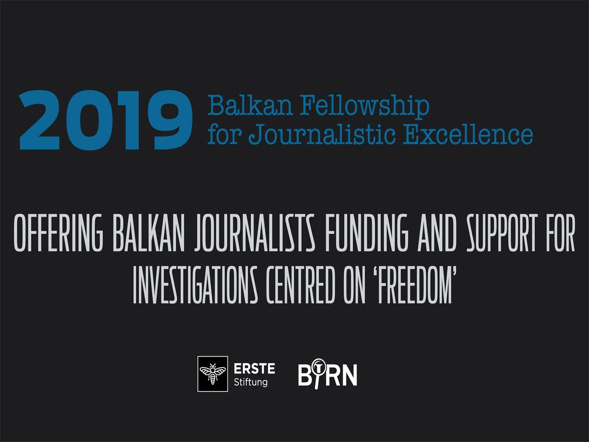 BFJE Fellows Selected for 2019