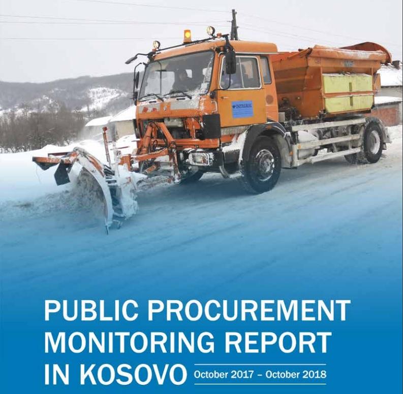 Municipal Procurement Report