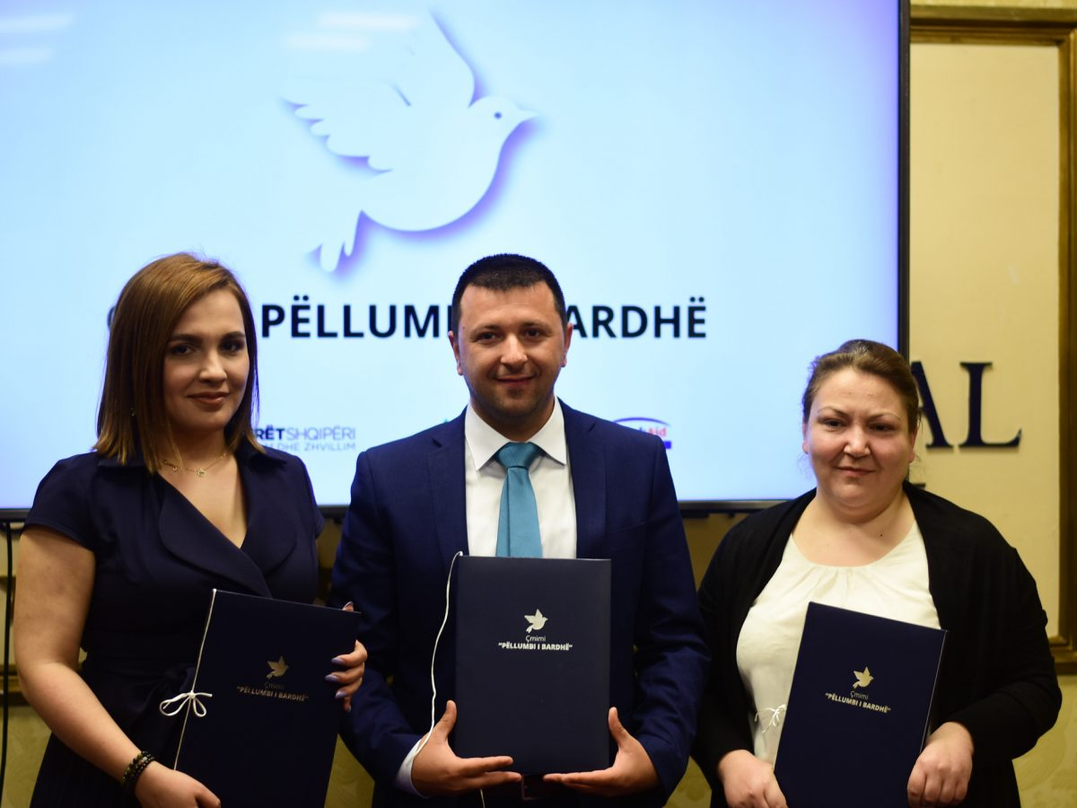 BIRN Albania Wins Award for Investigative Journalism
