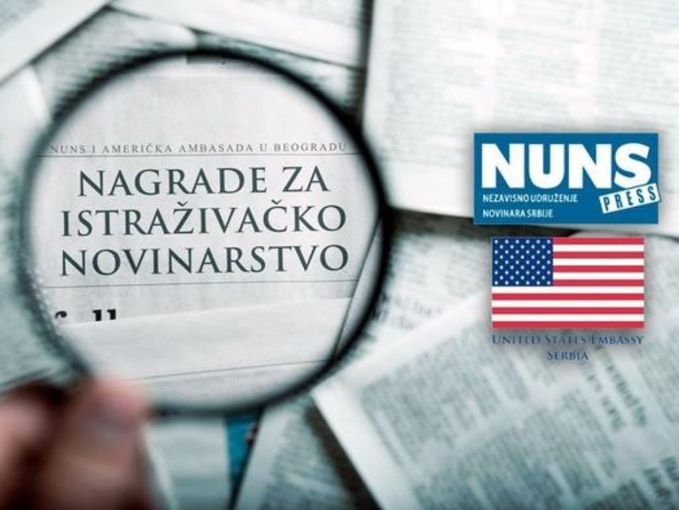 BIRN Serbia Journalists up for Annual Investigative Award