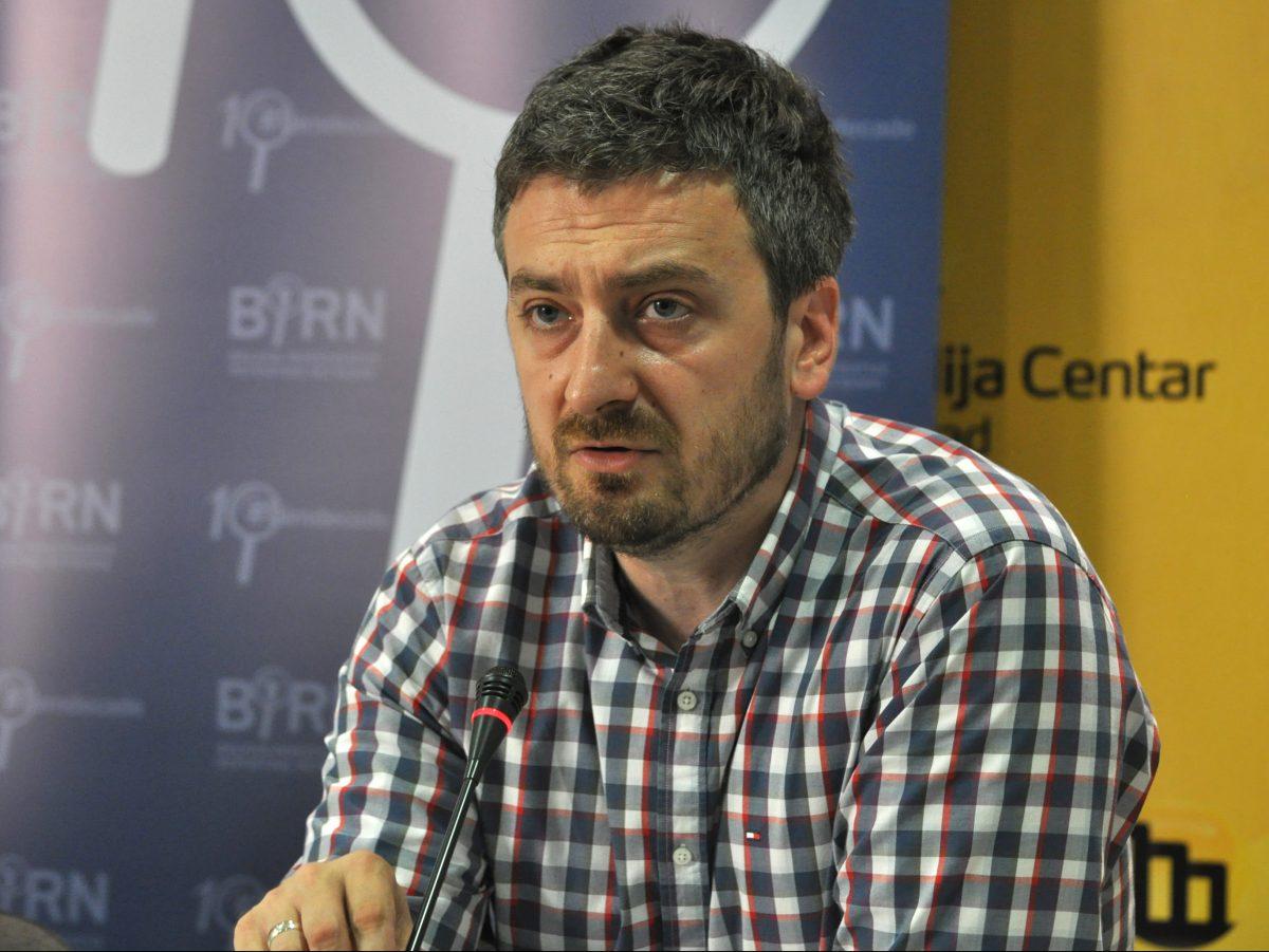 BIRN: Stop Targeting Slobodan Georgiev