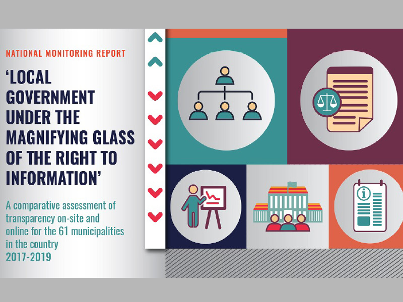 BIRN Albania's Local Government Transparency Monitoring Report