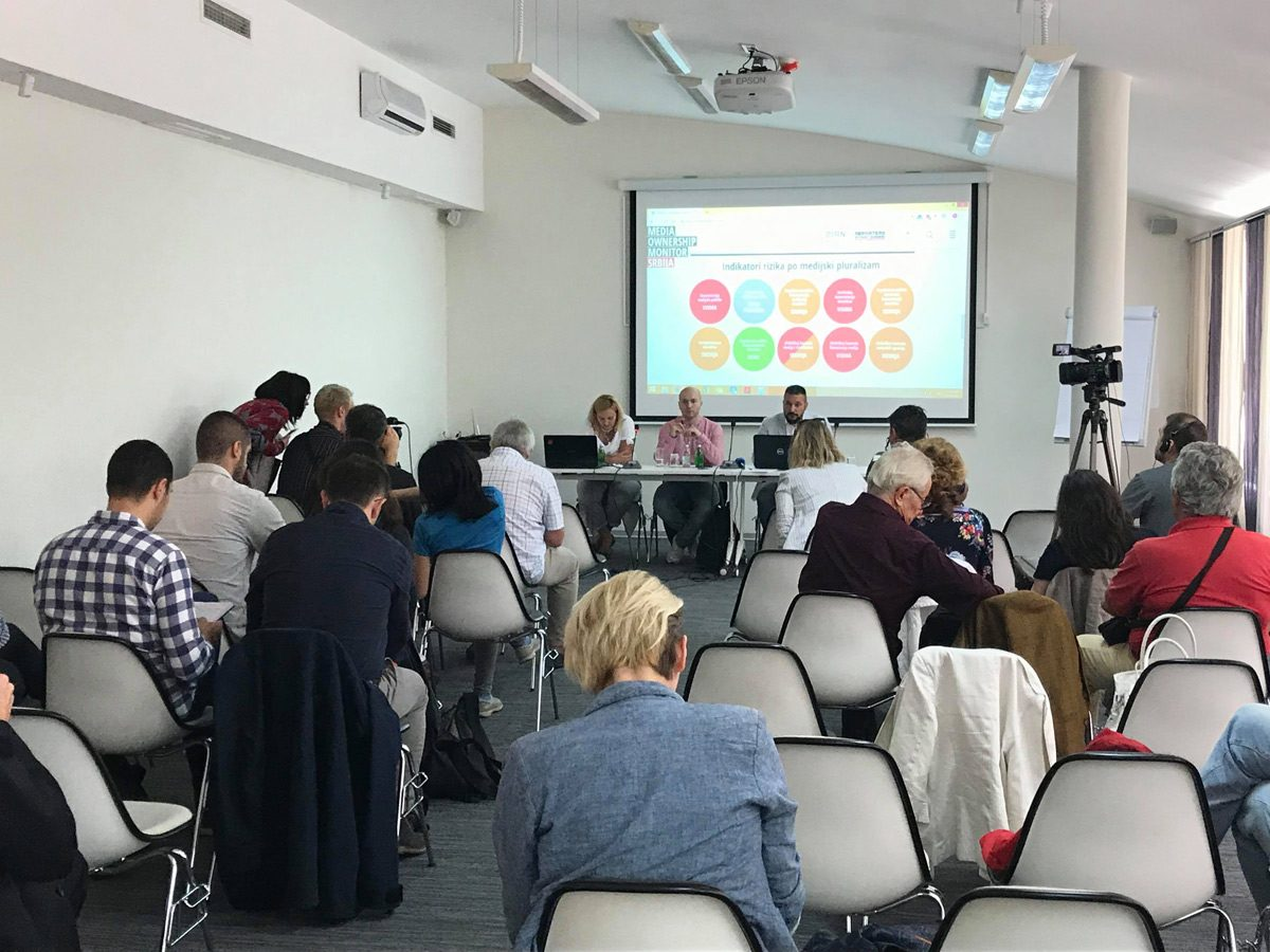 Updated Serbian Media Ownership Monitor Database Presented