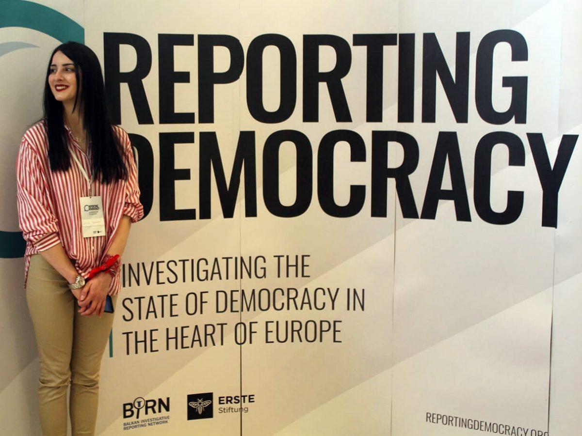 European Court Probes BIRN Serbian Staffer's Online Targeting