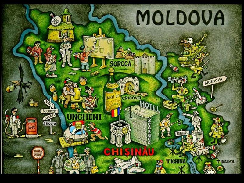 BIRN Romania Publishes E-book About Moldova