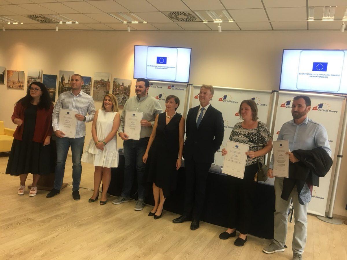 EU Investigative Journalism Awards in Montenegro Announced