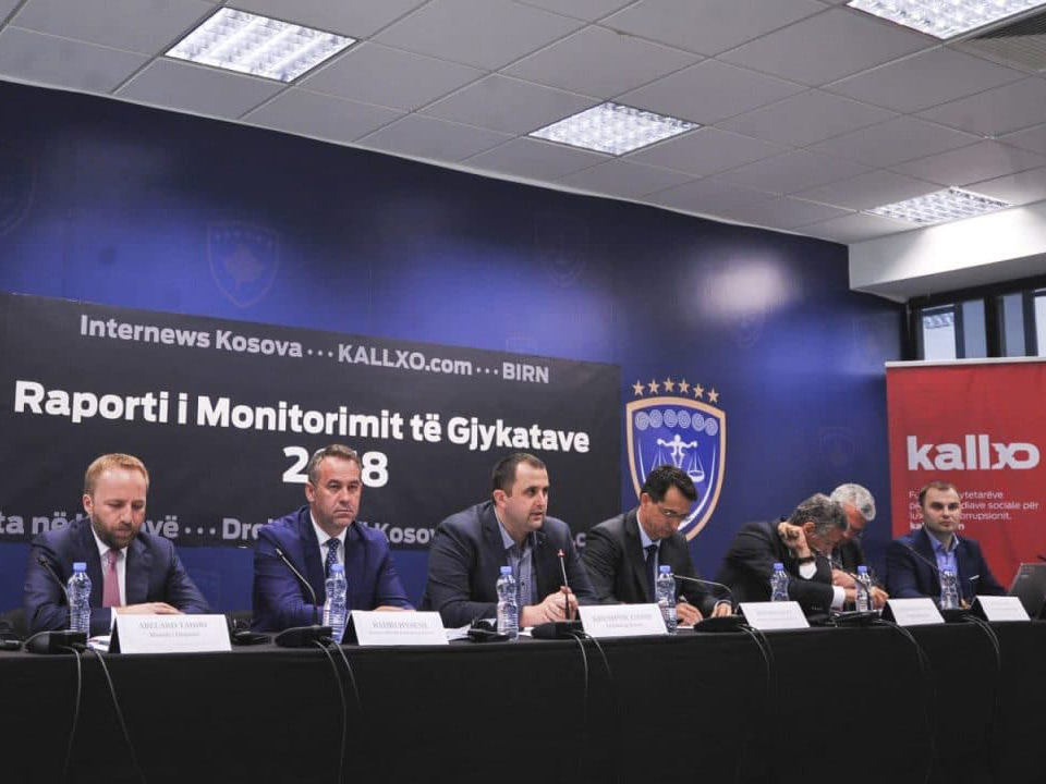 Court Monitoring Report 2018