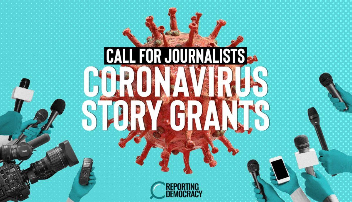 Coronavirus Story Grants