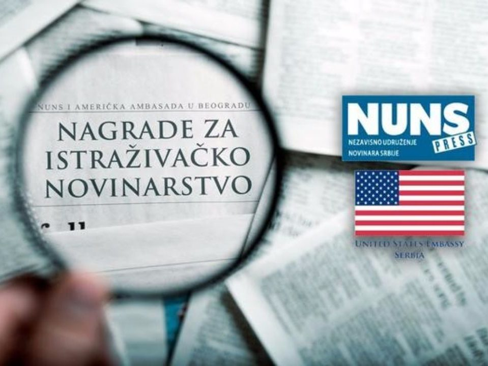 Three BIRN Journalists Nominated for Serbian Investigative Awards