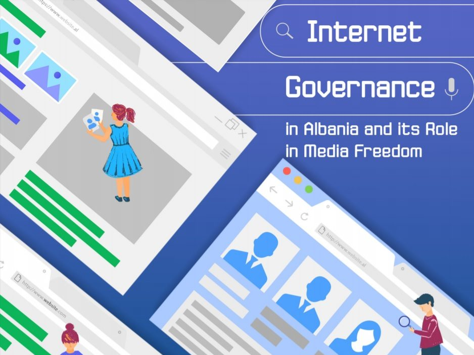BIRN Albania Publishes Report on Internet Governance