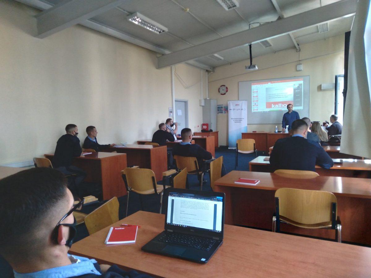 BIRN Kosovo Holds Training on Critical Thinking and Fake News