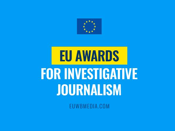 EU Investigative Journalism Awards Announced in Bosnia