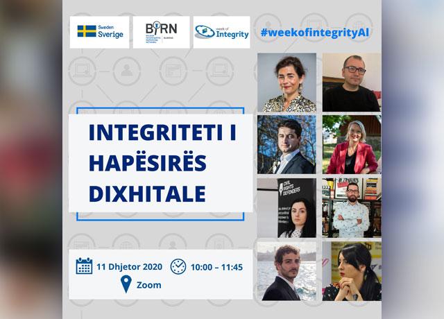 BIRN Albania and Swedish Embassy Hold Digital Integrity Debate