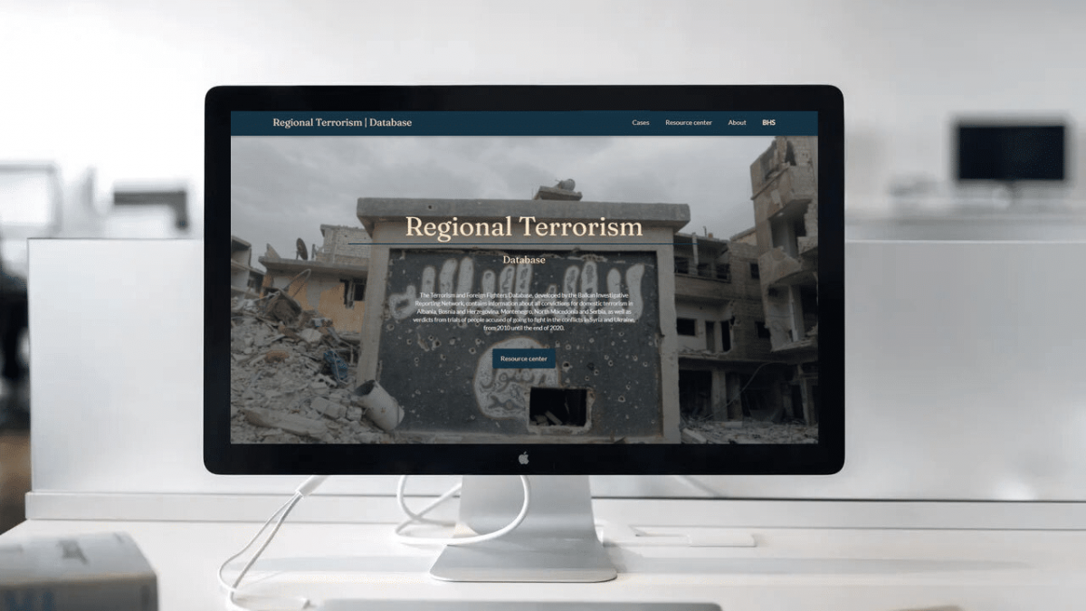BIRN Launches Balkan Terrorism and Foreign Fighters Database