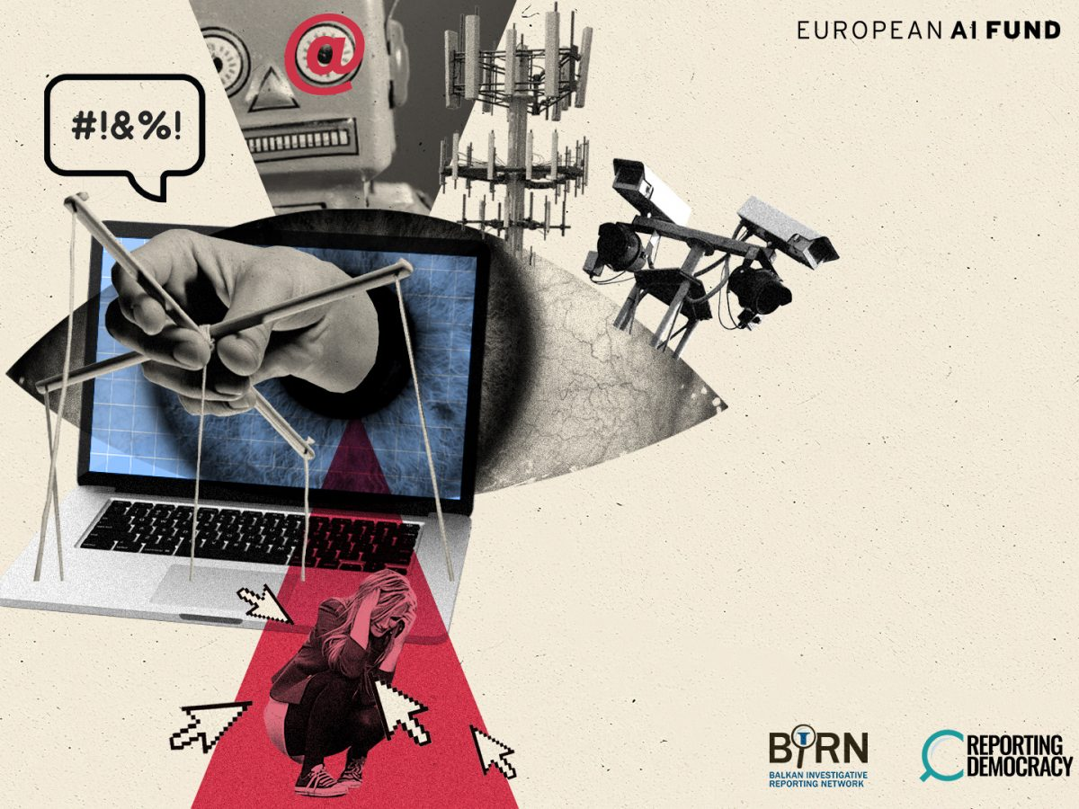 Journalists Selected for BIRN's Digital Rights Programme