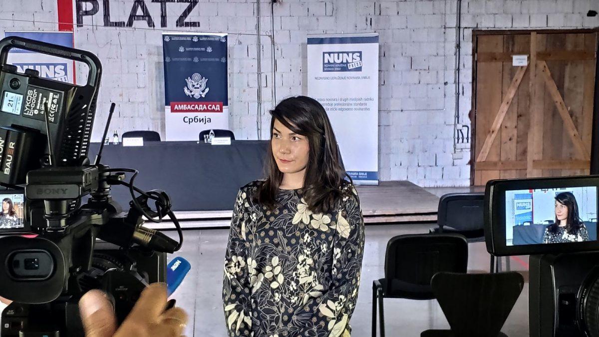 BIRN Journalist Given Prestigious Serbian Investigative Award