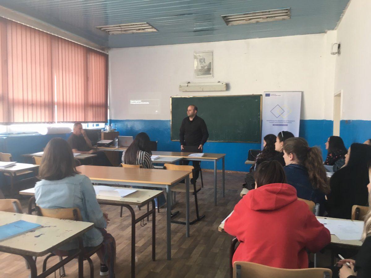 BIRN Kosovo Starts New Training Program for High School Students