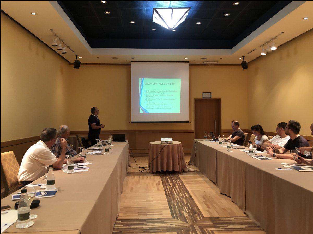 BIRN Albania Holds Training Event on Public Inspectorates