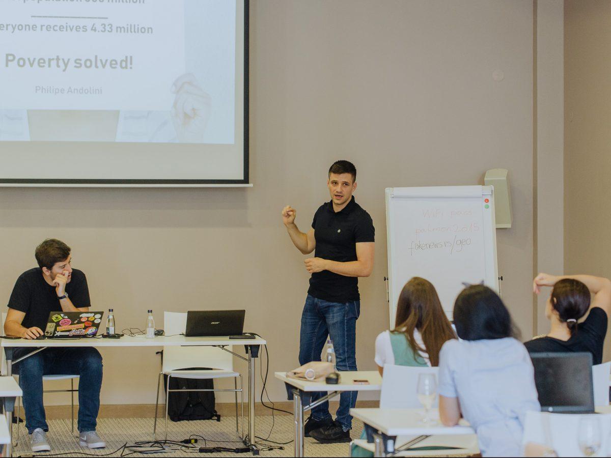 BIRN and n-ost hold Fact-checking Workshop in Herceg Novi