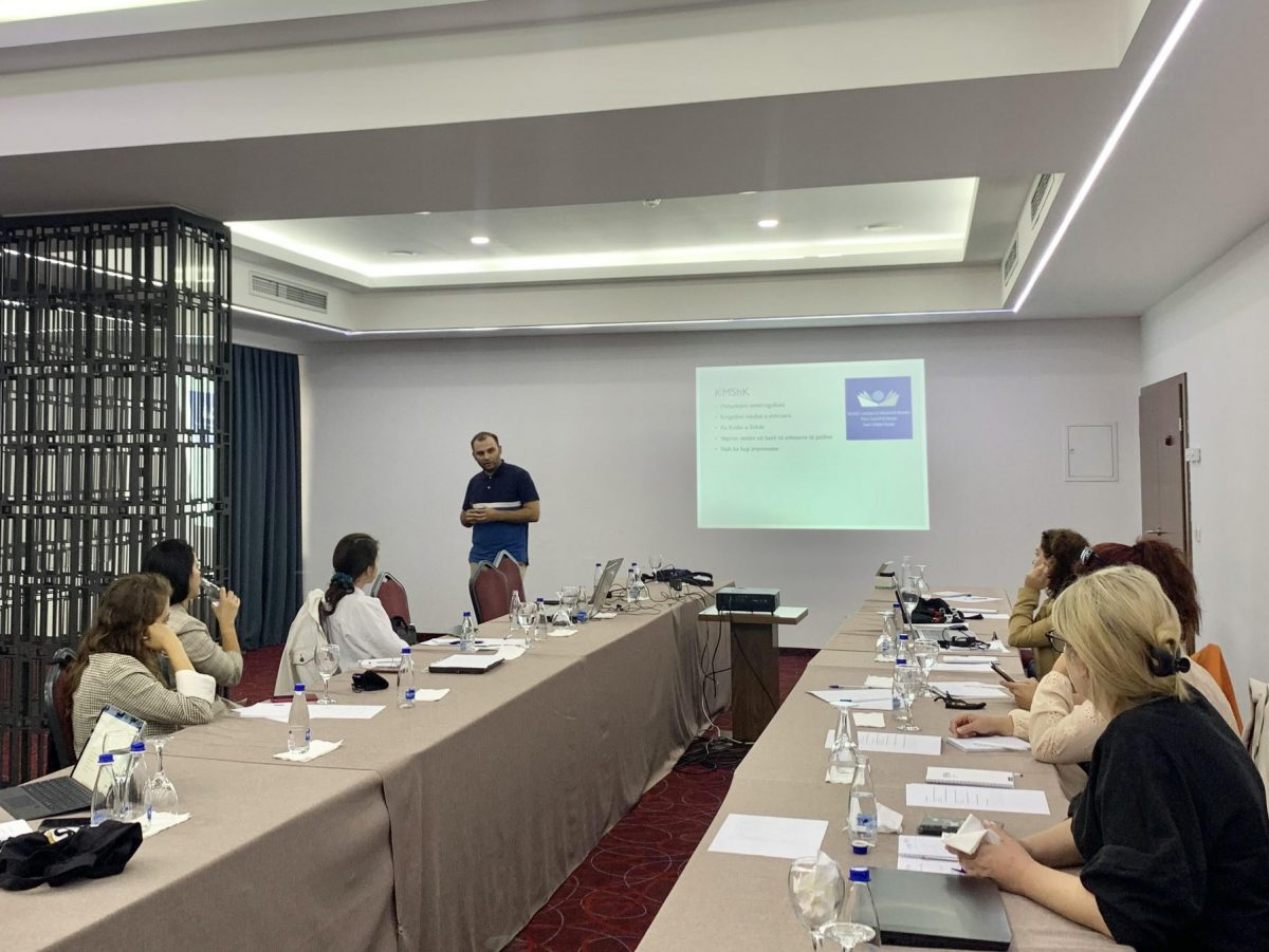BIRN Kosovo Holds Training on 'Redirect Method' – to Prevent and Counter Violent Extremism and Terrorism
